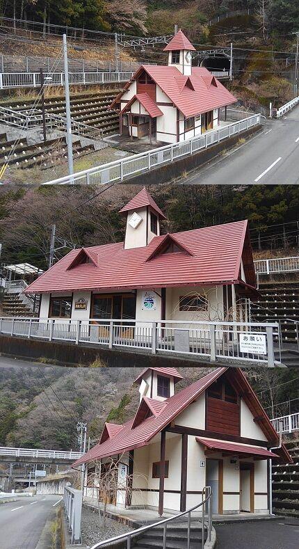 大井川鐵道井川線c27