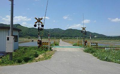 会津鉄道会津線b66