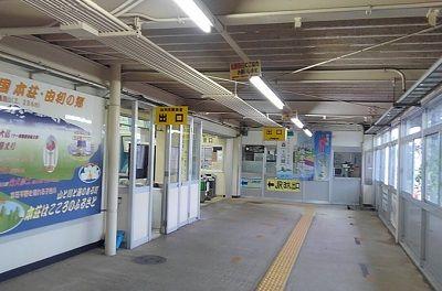 由利高原鉄道04