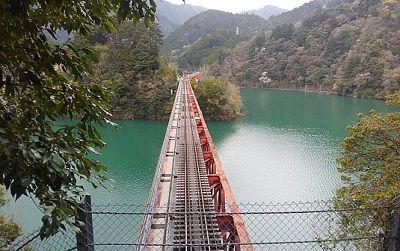 大井川鐵道井川線61
