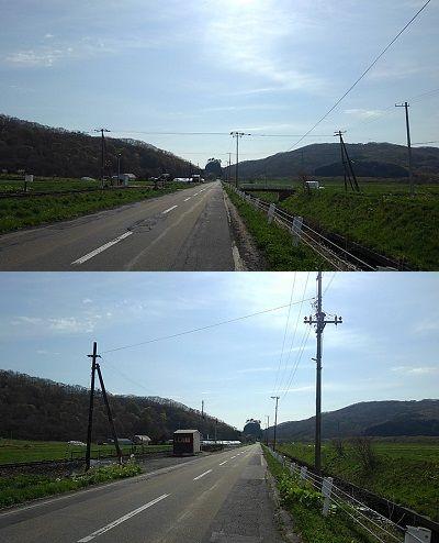日高本線b57
