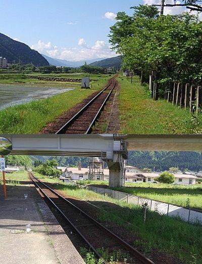 長良川鉄道a94