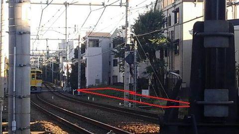 廃駅(東京)】西武鉄道、東国分...
