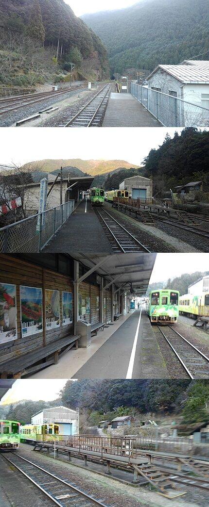 錦川鉄道b52
