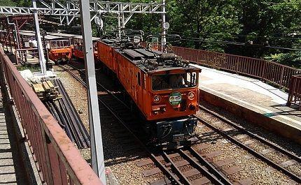 黒部渓谷鉄道68