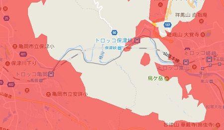 嵯峨野観光鉄道67