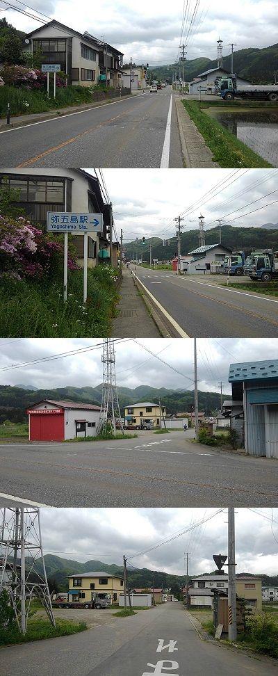 会津鉄道会津線a60