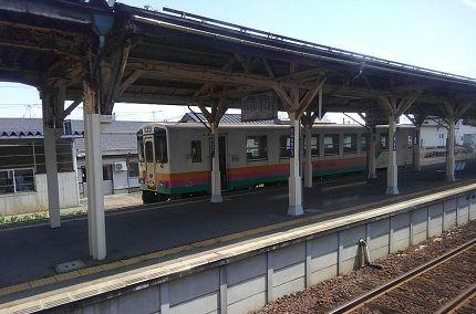 米坂線17