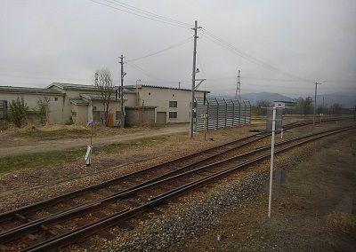 山形鉄道フラワー長井線19