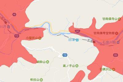 三江線c58