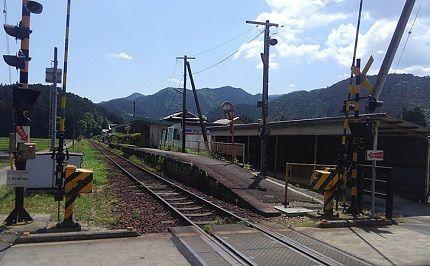 長良川鉄道a43