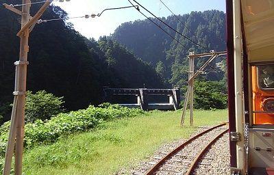 黒部渓谷鉄道70