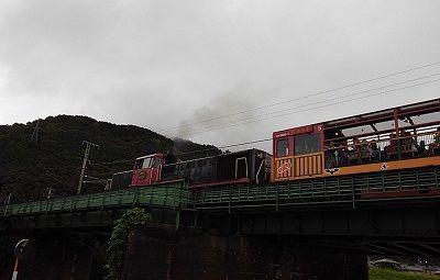 嵯峨野観光鉄道66