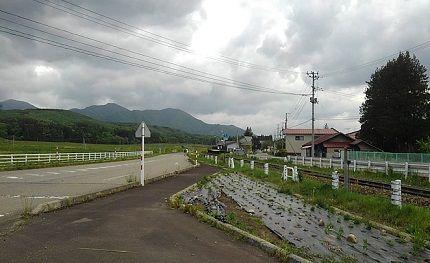 会津鉄道会津線a39