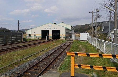 山形鉄道フラワー長井線33