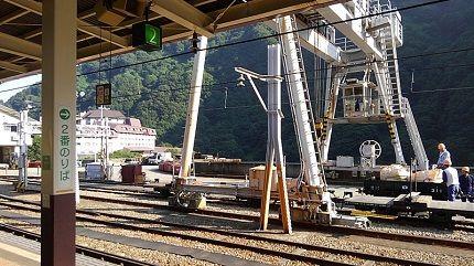 黒部渓谷鉄道09
