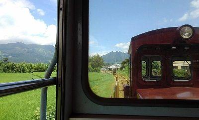 南阿蘇鉄道a96