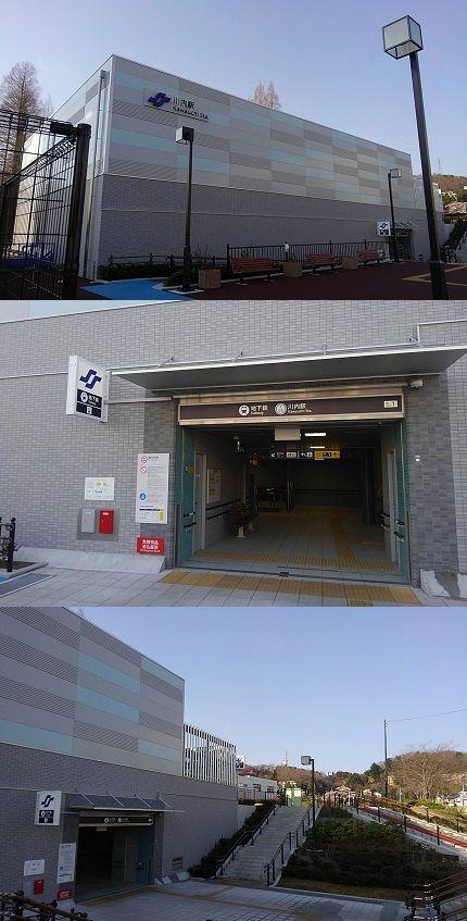仙台市営地下鉄東西線18