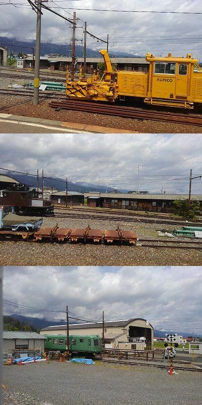 アルピコ交通上高地線16