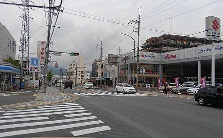 京都市営地下鉄東西線13