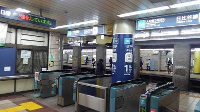 東京メトロ日比谷線23