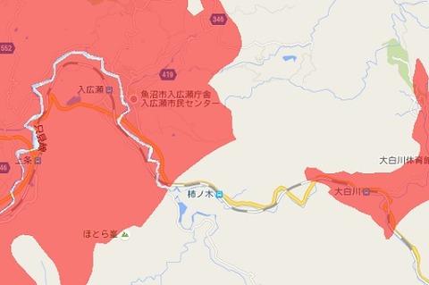 只見線_柿ノ木駅_電波