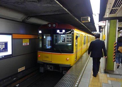 東京メトロ銀座線30