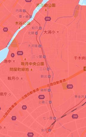 北陸鉄道浅野川線21