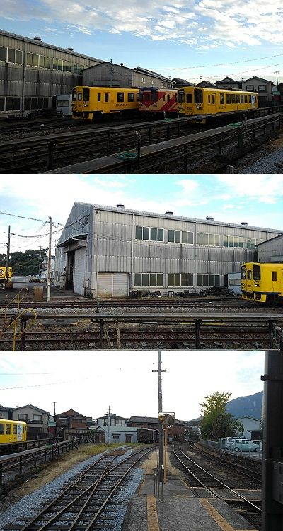 島原鉄道c28