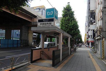東京メトロ日比谷線54