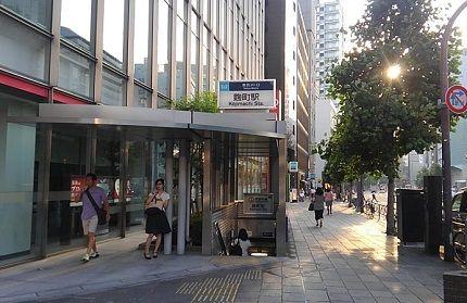東京メトロ有楽町線77