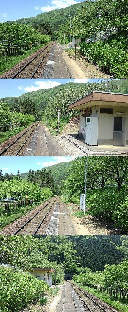 会津鉄道会津線b32