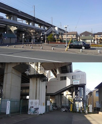 埼玉新都市交通伊奈線67