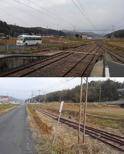一畑電車_北松江線63