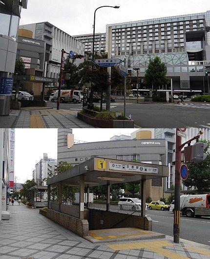京都市営地下鉄烏丸線25