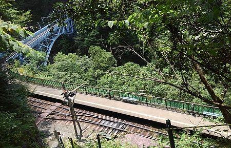 黒部渓谷鉄道24