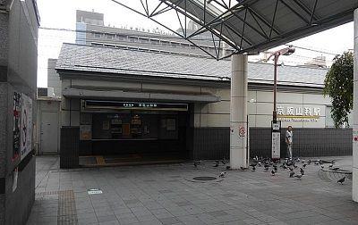 京都市営地下鉄東西線32