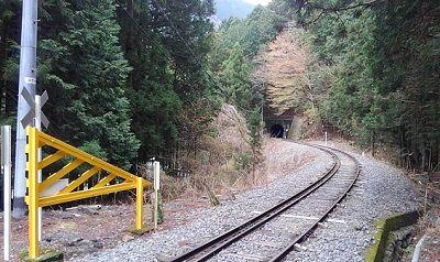 大井川鐵道井川線87