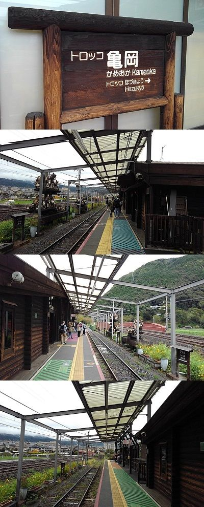 嵯峨野観光鉄道61