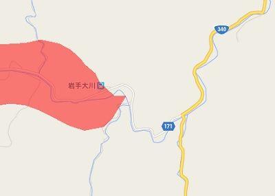 岩泉線35