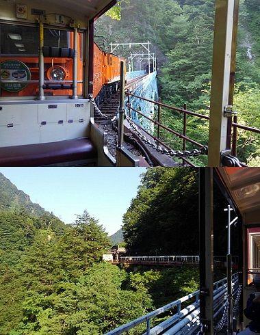 黒部渓谷鉄道32