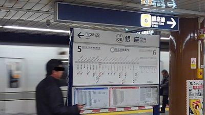 東京メトロ日比谷線31