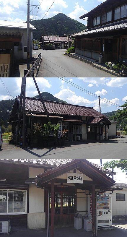 長良川鉄道a49