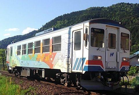 長良川鉄道a83