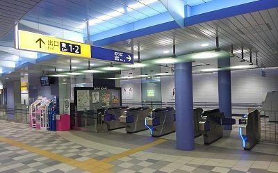 仙台市営地下鉄東西線06