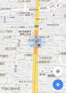 京都市営地下鉄烏丸線54