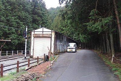大井川鐵道井川線80