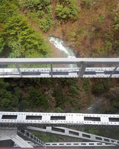 大井川鐵道井川線a32