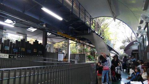 上野懸垂線14