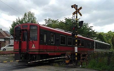 会津鉄道会津線a19